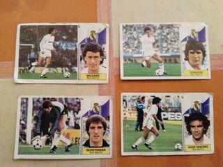 Cromos Real Madrid