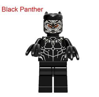 figura black panter compatible