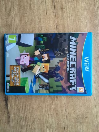 Minecraft Wii U Nintendo
