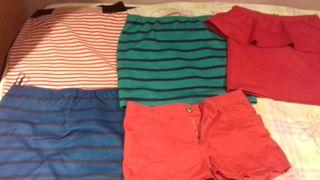 faldas y pantalones de marca