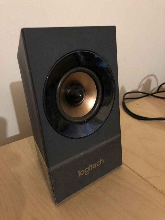 Logitech Z537 Bluetooth speakers
