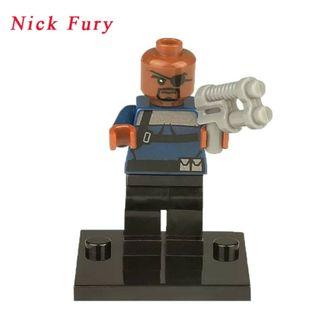 figura nick furia de los vengadores