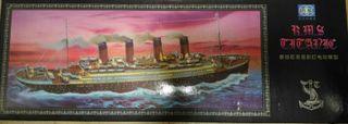 Maqueta RMS Titanic