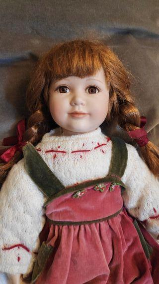 vendo precioso muñeca vintage de los años 70