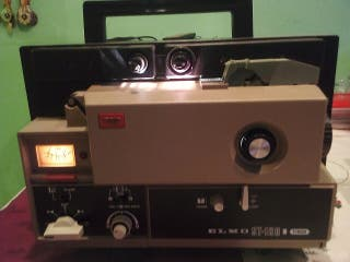 Proyector Antiguo.