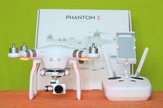 Dron DJI Phantom 3 Advanced (NUEVO)
