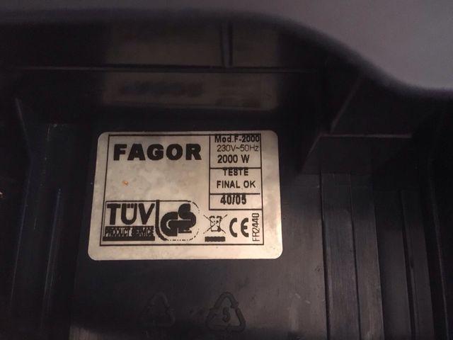 Freidora professional Fagor