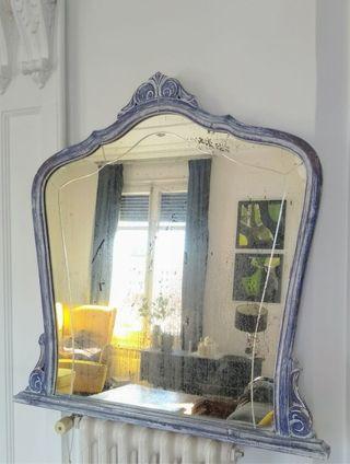 Espejo Anticuario Vintage
