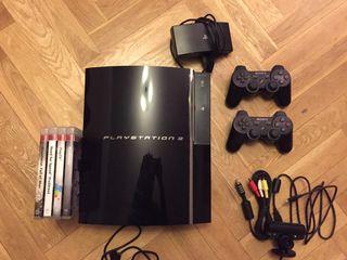 PlayStation 3 + PlayStation Eye + PS TV