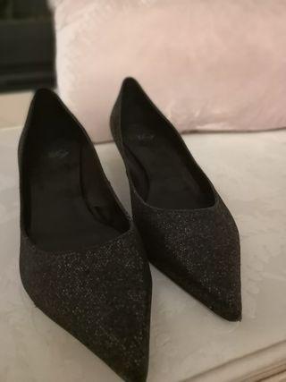 zapatos nochevieja