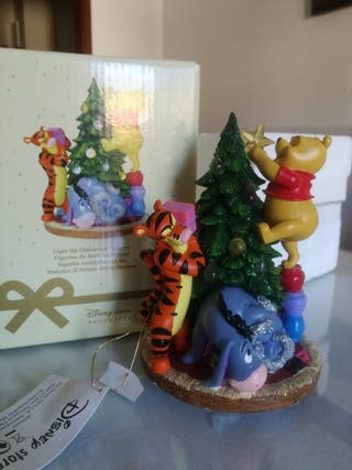 Figura Disney original con luces