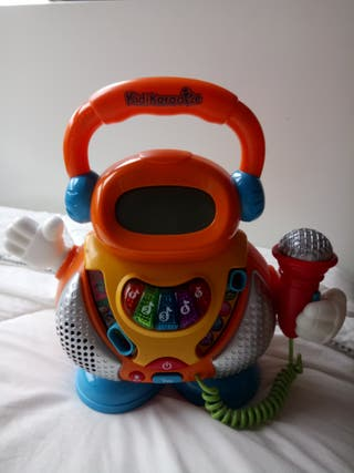kidikaraoke vtech microfono Nuevo