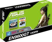 Tarjeta Grafica EN9600GT ASUS 512MB