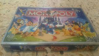 Monopoly Disney y Los Simpsons