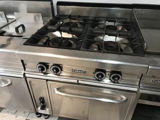 Cocina gas industrial de segunda mano en wallapop - Cocinas de gas industriales de segunda mano ...