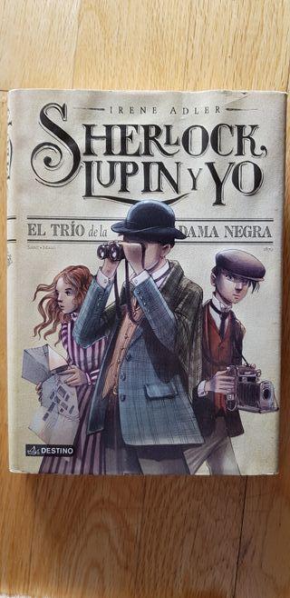 "Libro: ""Sherlock, Lupin y yo"""