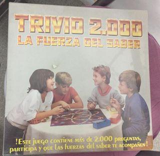 Juego Trivio años 80