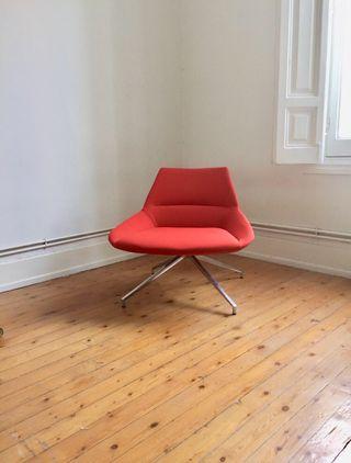 Silla sillón DISEÑO de Christophe Pillet NUEVA