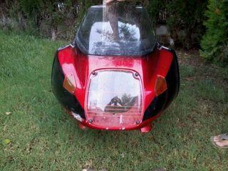 Carenado de BMW R100