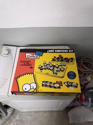 Quien es quien Simpsons
