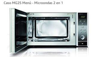 Microondas-horno