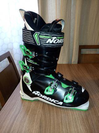 Bota de Esquí Nordica Speed Machine 120