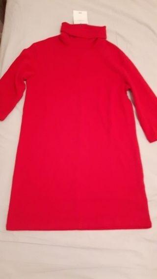 Vestido rojo mujer nuevo a estrenar