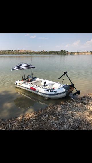Barca neumatica ocean bay 3,80