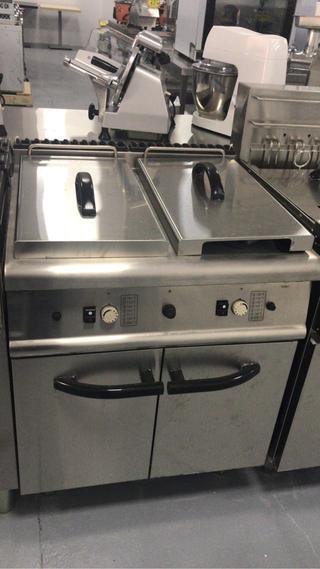 freidora a gas 20L+20L