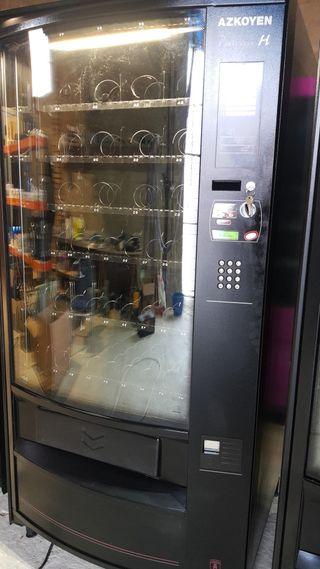 maquina vending azkoyen palma h87