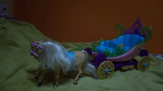 Carruaje princesas
