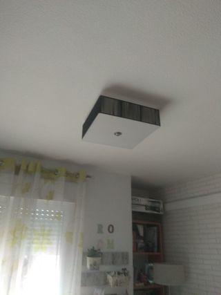 Pantalla Plafon lampara techo