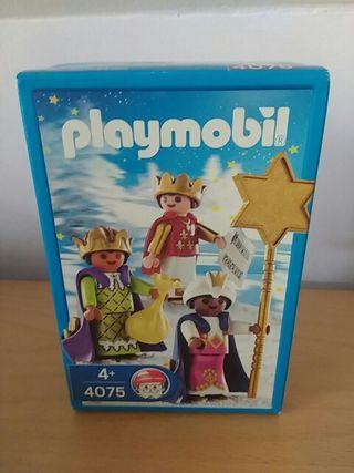 Playmobil 4075. Pajes Reyes magos.