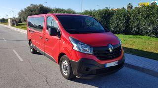 Opel Vivaro Renault Trafic DCI 125 cv año 2017