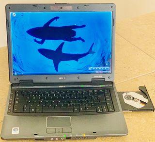 Portátil Acer Extensa 5620Z
