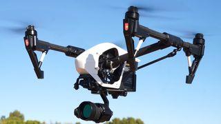 Drone DJI INSPIRE 1.V2 PRO X5 + Osmo y Accesorios