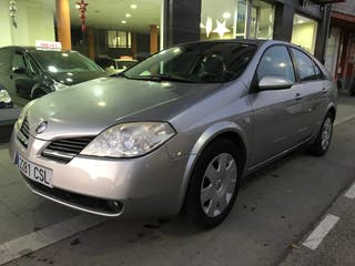Nissan Primera 1.6 109cv 17.000km 2004