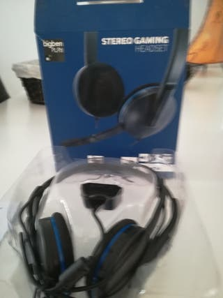 auriculares compatibles ps4