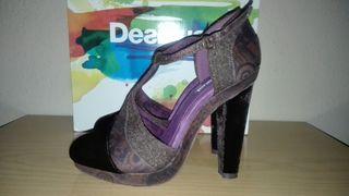 Zapatos Desigual talla 38