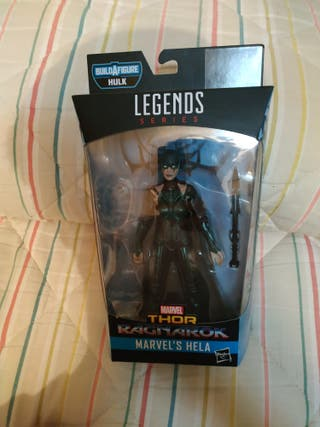 Hella Marvel Legends figura