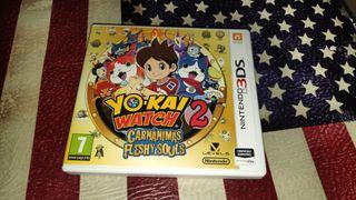 yo-kai watch2. 3ds