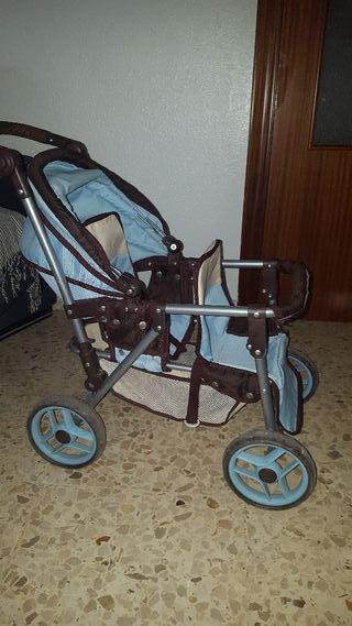 carro muñeca