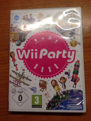 Wii Party (para wii)