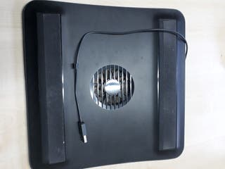 Base de refrigeración para ordenador portátil