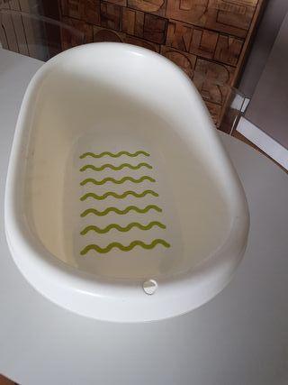 bañera de bebe