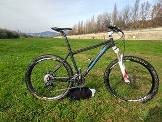 "Bicicleta ligera 26"" RCZ-Rockshox reba RLT"