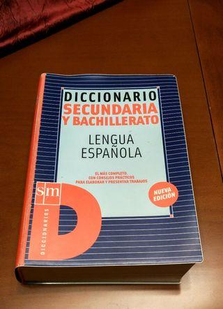 Diccionario Lengua Española - Secundaria y Bachill