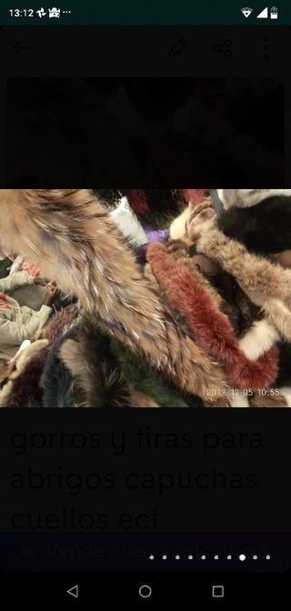 regalos de lujo piel autentica gorros, cuellos