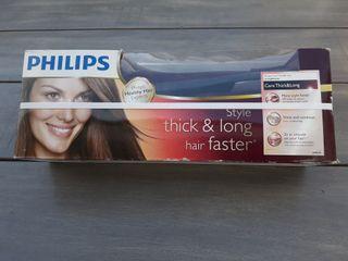 Planchas de pelo Philips Care Thick&Long HP8346