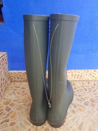botas de agua n°41